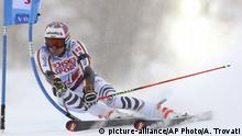Val D'Isere Stefan Luitz (picture-alliance/AP Photo/A. Trovati)