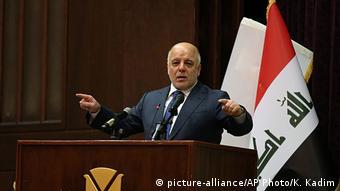 Irak Başbakanı İbadi