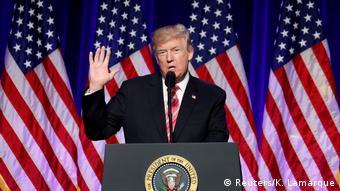 USA Trump eröffnet Bürgerrechtsmuseum in Jackson