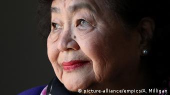 Setsuko Thurlow, sobrevivente de Hiroshima