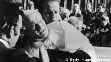 Papst Attentat von 1981 Johannes Paul der II.
