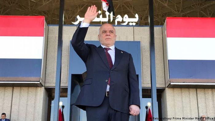 Iraq PM heads for May elections after defeating Daesh