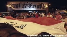 Irak Feier nach Sieg gegen den IS in Mossul