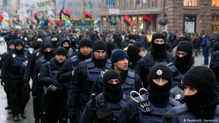 Поліція: порядок охороняли близько тисячі правоохоронців
