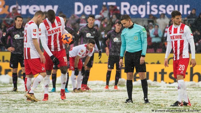 Fußball Bundesliga 1. FC Köln - SC Freiburg (picture-alliance/dpa/G. Kirchner)