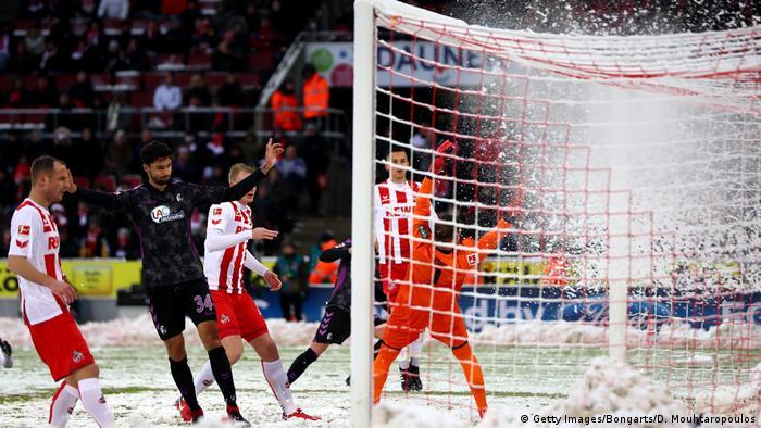 Fußball Bundesliga 1. FC Köln - SC Freiburg (Getty Images/Bongarts/D. Mouhtaropoulos)