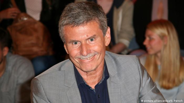 Ferdinand Dudenhöffer Gast Talkshow Markus Lanz in Hamburg