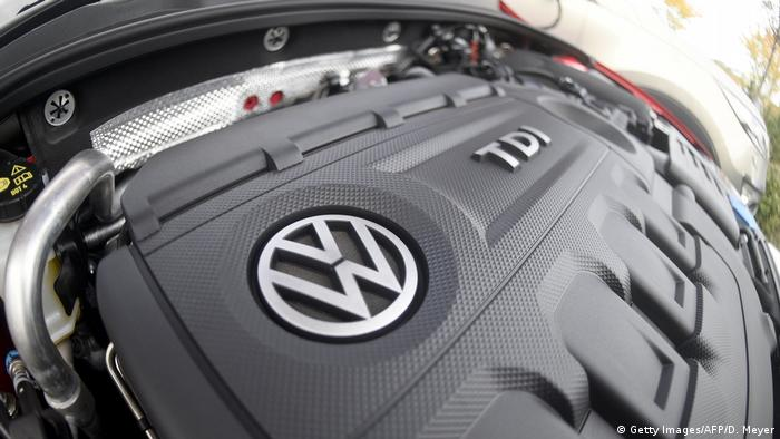 Großbritannien Volkswagen