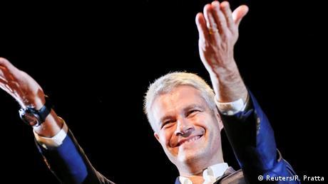 Γαλλία: Ο οπορτουνιστής Ρεπουμπλικάνος κ. Λοράν Βοκιέ