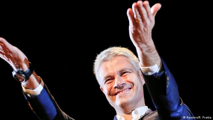 Laurent Wauquiez (Reuters/R. Pratta)