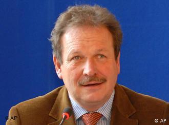 Ο πρόεδρος του συνδικάτου Ver.di Φρανκ Μπσίρσκι