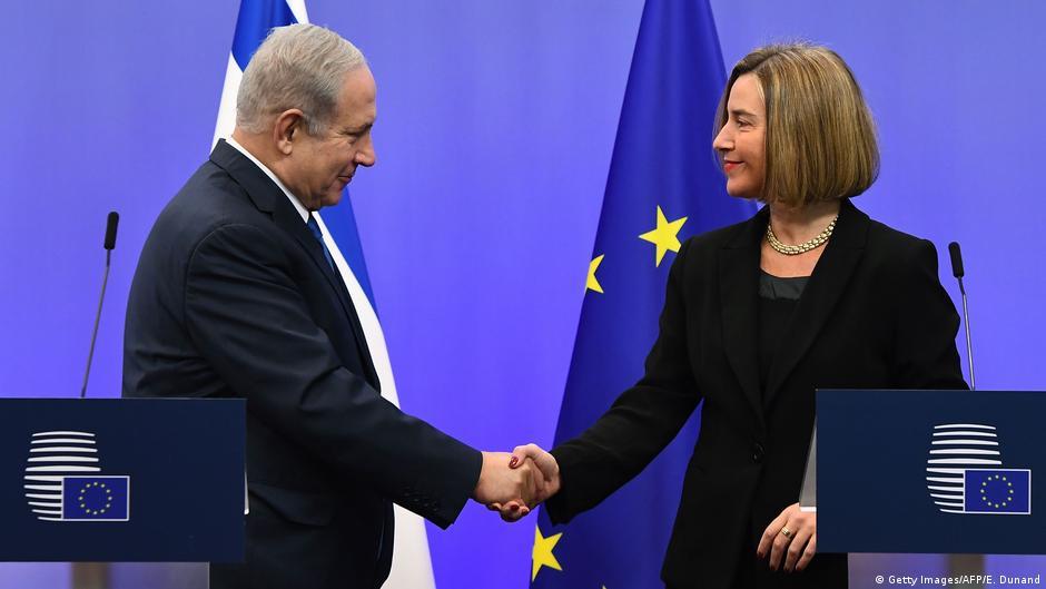 نتانیاهو: اتحادیه اروپا در مورد اورشلیم از ترامپ پیروی کند