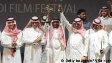 Saudi-Arabien Dammam City Filmfestival (Getty Images/AFP/Stringer)