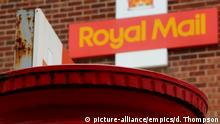 Great Britain - Royal Mail (picture-alliance/empics/d. Thompson)