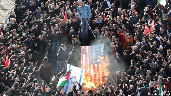 Jerusalem Entscheidung Proteste weltweit (Reuters/O. Orsal)