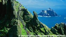 22.09.2009 +++ Klosteranlage auf Skellig Michael - Irland   Verwendung weltweit