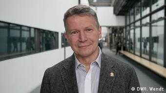 Karl-Otto Zentel, general secretary of CARE Germany.