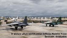 Russische Truppen in Syrien