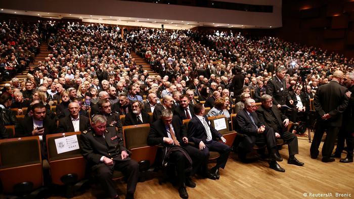Kroatien Gedenkfeier für den General Praljak