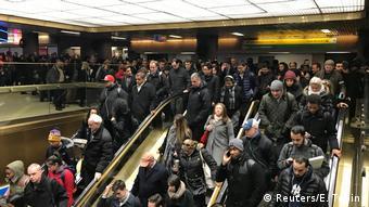 紐約鬧市區發生未遂襲擊 警方仍在調查