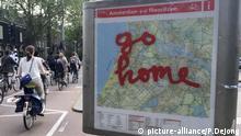 Niederlande, Tourismus-Überlastung