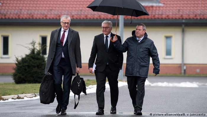 Deutschland - Bundespräsident Steinmeier reist nach Afrika
