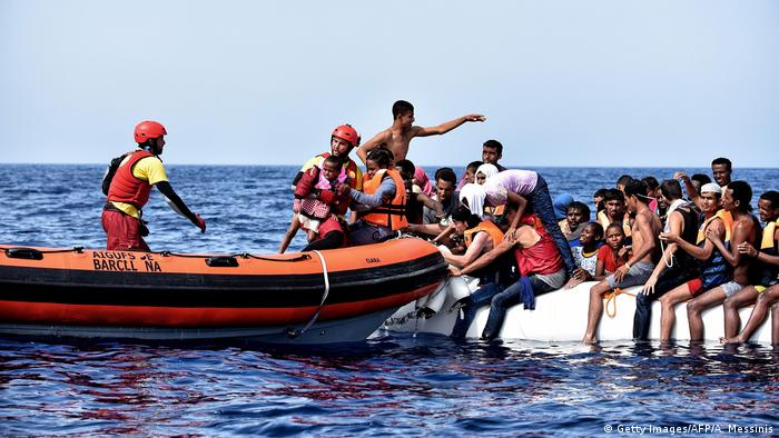 Spanien | NGO Proactiva Open Arms (Getty Images/AFP/A. Messinis)