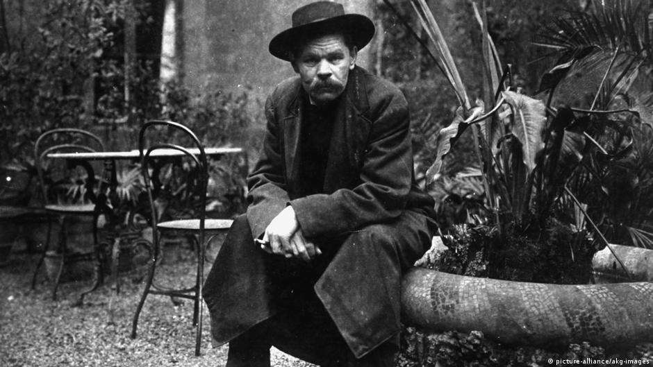 Russian writer Maxim Gorky still courting controversy on his 150th ...