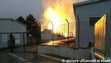 OESTERREICH EXPLOSION GASSTATION