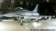 Eurofighter Typhoon mit BRIMSTONE-Raketen