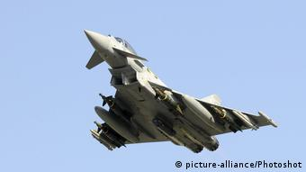 Eurofighter Typhoon (picture-alliance/Photoshot)