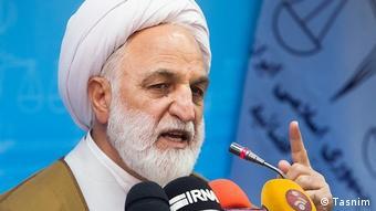 Iran Justiz Mhoseni Ejei (Tasnim)