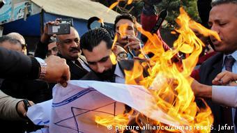 Ägypten Kairo Jerusalem Proteste