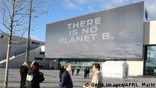 Frankreich One Planet Summit in Paris Austragungsort