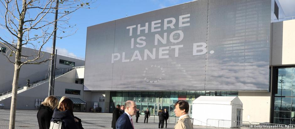 France - One Planet Summit in Paris (Getty Images/AFP/L. Marin)