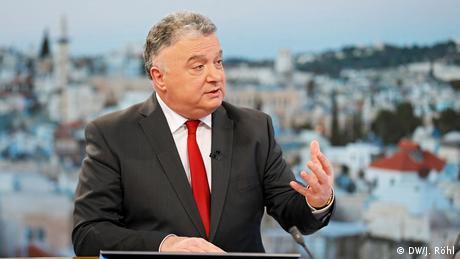Посол Ізраїлю у ФРН наполягає, що Єрусалим має бути столицею