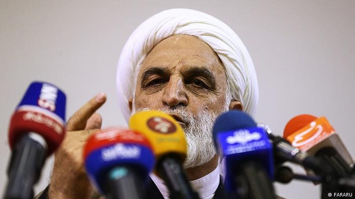 Iran Justiz Mhoseni Ejei