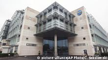 A general view of the headquarters of the TVN independent and popular tv network in Warsaw, Poland, Tuesday, Sept. 12, 2017. The American owned TVN is one of the companies at risk beacuse of a planned law that would drastically limit foreign ownership of newspapers, magazines and other news outlets. (AP Photo/Czarek Sokolowski)  
