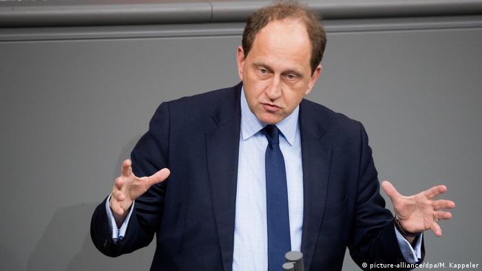 Deutschland Berlin - Bundestag Plenarsitzung: Alexander Graf Lambsdorff