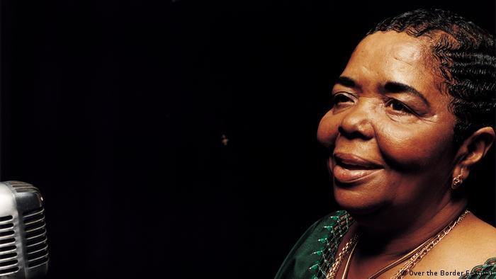Kapverden Sängerin Cesaria Evora