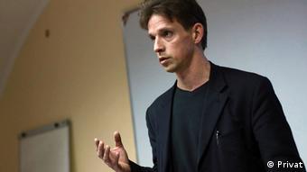 В'ячеслав Ліхачов, координатор напрямку документування порушень прав людини у зоні конфлікту у Схід-SOS