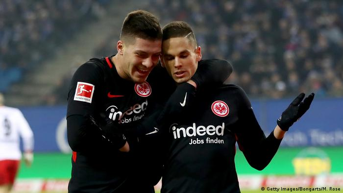 Bundesliga - Hamburger SV v Eintracht Frankfurt (Getty Images/Bongarts/M. Rose)