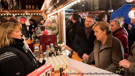 Μια δύσκολη συνάντηση για την Merkel