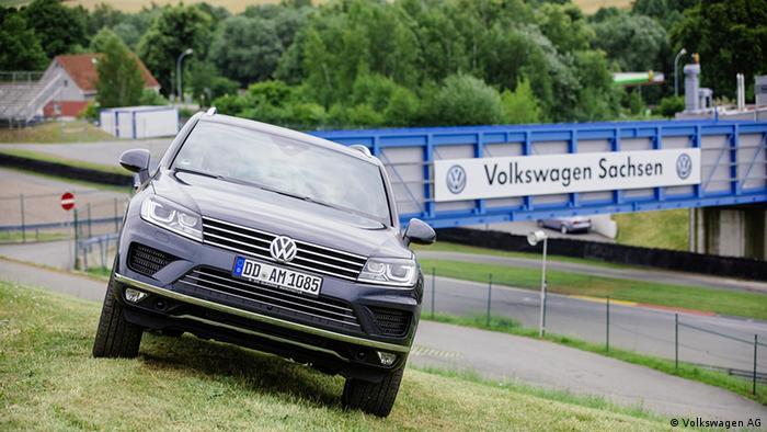 VW Touareg (Volkswagen AG)