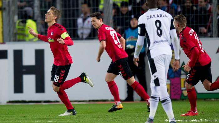 Bundesliga - Freiburg v Mönchengladbach (picture-alliance/dpa/S. Schmidt)