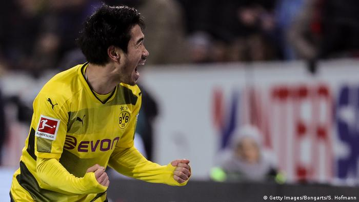 Bundesliga transfers: Borusia Dortmund offload Kagawa and Phlipp