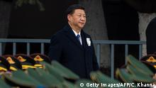 China Xi Jinping in Nanjing