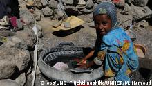 Hungersnot im Jemen, Südsudan und in Somalia