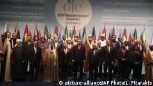 Cumbre extraordinaria de Estambul de la Organización para la Cooperación Islámica, OCI