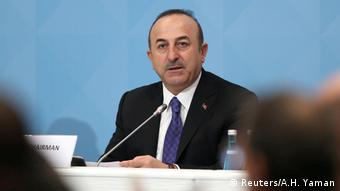 Türkei Sondergipfel der Organisation für Islamische Kooperation (OIC)